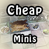 D&D Cheap Miniatures