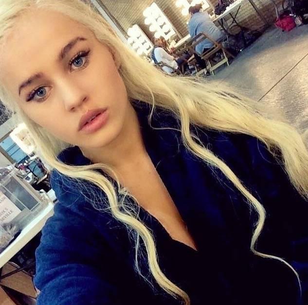 Daenerys' body double can melt hearts too